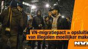 """""""Le pacte sur les migrations de l'ONU = rendre plus difficile la détention des immigrants illégaux"""""""