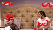 """Guillaume Canet au lit avec Marion Cotillard sur l'affiche de """"Rock'n'Roll"""""""