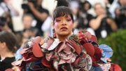 Rihanna la plus remarquée pour le traditionnel gala du Met