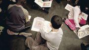 Atelier lecture à Bondy