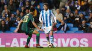 Januzaj marque à nouveau en Liga, presqu'un an après son dernier but