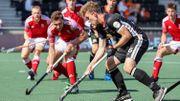 Euro de hockey: L'Allemagne, vainqueur 3-2 de l'Angleterre, premier finaliste masculin