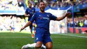 La rencontre avec Eden Hazard à Chelsea en compagnie d'Ophélie Fontana adjugée à 6100€ !
