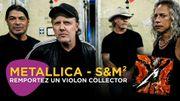 Metallica: journée découverte et concours exclusif