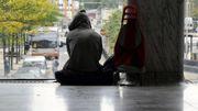 """Bruxelles, lancement de la campagne """"400Toits"""" pour les sans domicile fixe"""