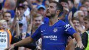 Ballack explique comment Chelsea pourrait convaincre Eden Hazard de rester chez les Blues