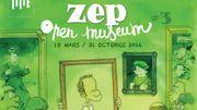 """Le Palais des des Beaux-Arts de Lille mise sur Zep, """"papa"""" de Titeuf, pour rajeunir son public"""