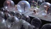 Un concert, chacun dans sa bulle!