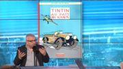 TINTIN au pays des Soviets en version colorisée !