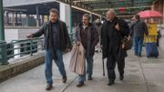 """Steve Carell, Bryan Cranston et Laurence Fishburne dans """"Last Flag Flying"""""""