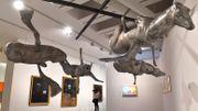 """Un grand """"face à face"""" entre Francis Bacon et Bruce Nauman à Montpellier"""