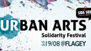 Sida'SOS organise son premier Urban Arts Solidarity Festival le 19 août à Bruxelles