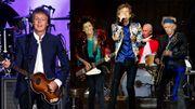 """Paul McCartney compare les Stones à """"un groupe de reprises blues"""""""