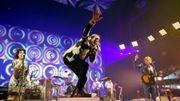 Un des meilleurs groupes live du monde le 1er jour à Rock Werchter
