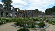 Cinq jardins et un sentier dédié à la méditation à l'abbaye de Villers-la-Ville