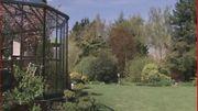 Une pépinière et un jardin de démonstration chez Denis à Waudrez