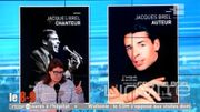 Jacques Brel auteur - Jacques Brel chanteur !