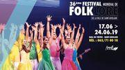 A partir de samedi, c'est le Festival mondial de Folklore de Saint-Ghislain