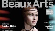 Le mensuel Beaux Arts fait peau neuve pour son 400e numéro