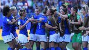 L'Italie ne laisse aucune chance à la Chine et file en quarts du Mondial féminin