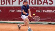 Kimmer Coppejans rejoint Darcis au deuxième tour des qualifications