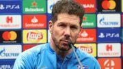 """Diego Simeone: """"Le Club Bruges méritait mieux dans cette phase de poules"""""""