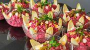 Les secrets de préparation de la salade russe, tradition du carnaval à Malmedy
