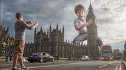 Instagram : un papa met en scène son fils dans des images épiques