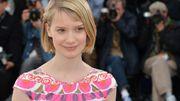 "Mia Wasikowska pourrait frissonner dans ""Crimson Peak"""