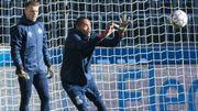 Le gardien Enzo D'Alberto passe d'Anderlecht à l'Union