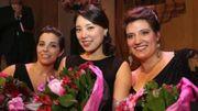 Sumi Hwang remporte le concours Reine Elisabeth de chant devant la Belge Jodie Devos - le Palmarès