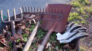 Astuces d'Hubert : comment entretenir son matériel de jardin pour qu'il passe l'hiver au chaud ?