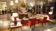 Monaco : l'Hôtel de Paris met aux enchères 3.500 lots de mobilier