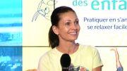 """Adeline Blondieau : """"Je me sens bien dans ma nouvelle vie de sophrologue"""""""