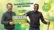 Participez au Challenge Sans Pesticides
