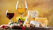 La recette de Candice : Cheese and Wine