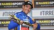 Van Avermaet s'offre Tirreno-Adriatico avec une seconde d'avance sur Sagan