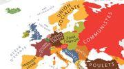 L'Europe vue par les USA