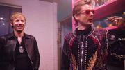 Amusantes images des coulisses du clip de Muse