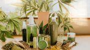 Des produits de beauté et de bien-être à base d'huile… de cannabidiol