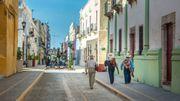 Ville coloniale de Campeche
