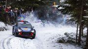 Latvala premier leader en Suède, Neuville deuxième à 0.6 seconde