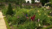 Le jardin de curé du presbytère de Chédigny