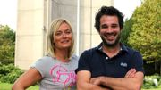 Duel au sommet entre Adrien Devyver et Ophélie Fontana pour CAP48 !
