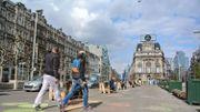 """Ouverture de l'exposition """"Sublime Bruxelles"""" à la Bourse"""