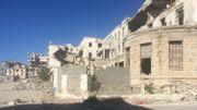 Benghazi porte encore les stigmates de l'insurrection en Libye