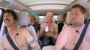 Le karaoké en covoiturage des Red Hot Chili Peppers donne une sacrée pêche