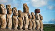 Les Moaï de l'île de Pâques, des réservoirs à eau potable?