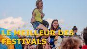 Revivez le meilleur des festivals