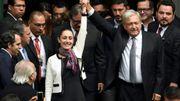 La première femme élue maire de Mexico prend ses fonctions
